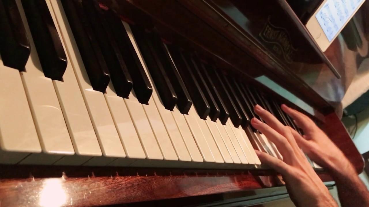 liang liang 涼涼 - 三生三世十里桃花主題曲 (Piano Solo) - YouTube