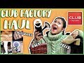 ✅Club Factory HAUL | Clothing, Jewellery, Heels & More (Indian Customer Review)