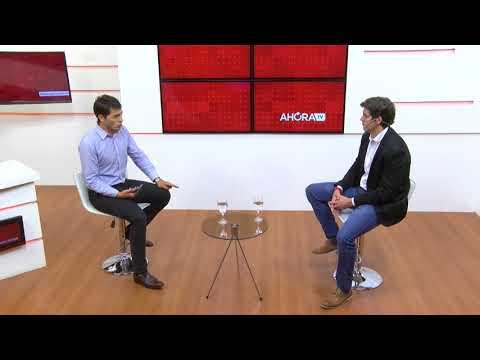 AHORA TV | Entrevista con Álvaro Gabás