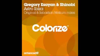 Gregory Esayan & Shinobi - Astro Ibiza (Original Mix)