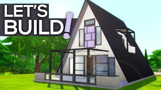 Let's Build a Modern A-Frame House! // Part 1