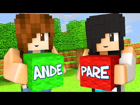 CUIDADO NO SINALEIRO (Minecraft Mini Games)