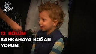 Yarışmacının yeğeninin söylediği şarkıya Beyaz'dan kahkahaya boğan yorum! | O Ses Türkiye 2018