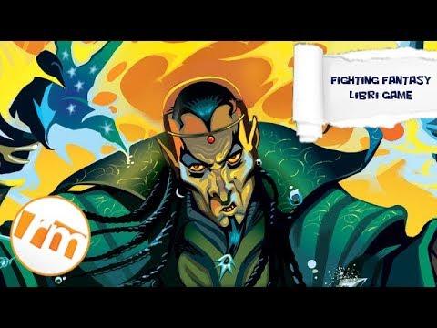 Recensioni Minute [202] - Fighting fantasy (collana libri game)