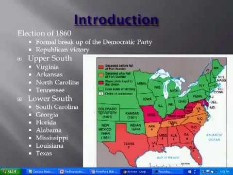 Emancipation Proclamation Introduction Part One