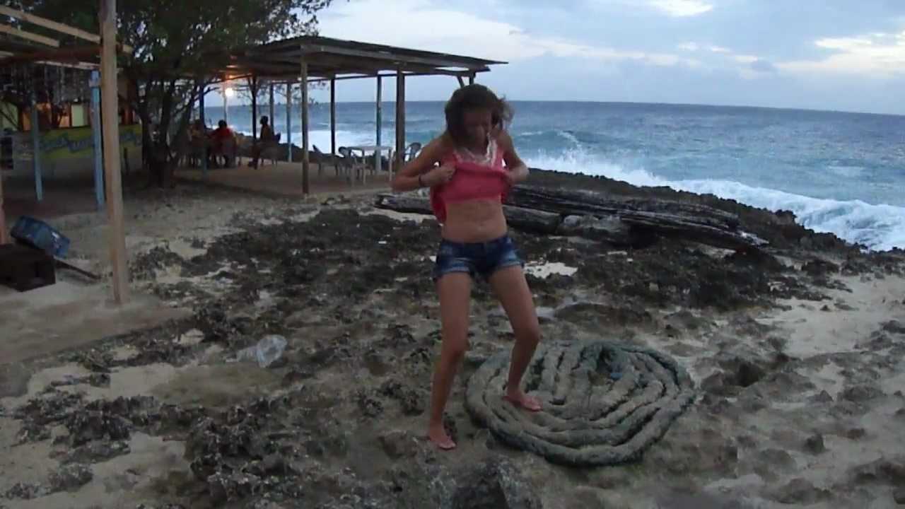 Hoyo soplador isla san andr s colombia youtube - El colmao de san andres ...