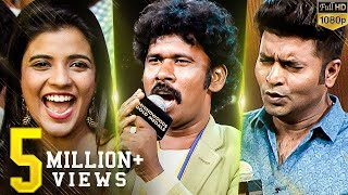 Ramar\'s Chinese Song Live Performance!! - Sid Sriram and Chinmayi\'s Reactions! A laugh riot!!