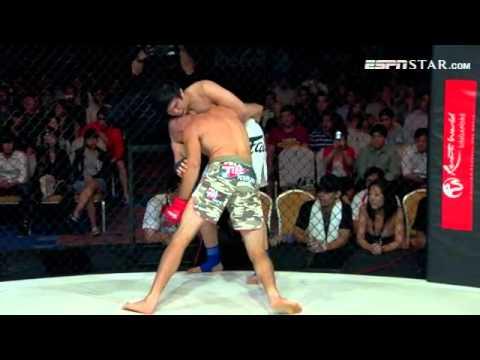 Martial Combat 7 Fight 4 Victor Wang Vs Nick Mellor Part 1