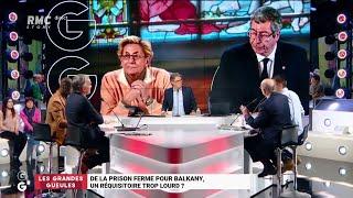 De la prison ferme pour Balkany, un réquisitoire trop lourd? (Partie 2) - Les Grandes Gueules de RMC