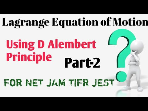 Repeat Hamilton's Canonical equation of motion in Hindi|| Lagrange