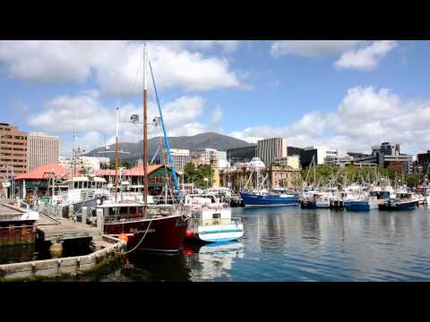 Hobart, the Capital of Tasmania