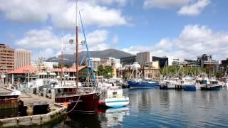 Hobart, the Capital of Tasmania