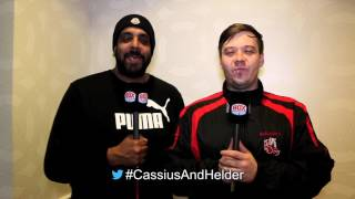 Cassius & Helder: Thursday 23rd March - NYC special