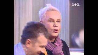 Борис Моисеев - Котлеты по киевски (Смакуем 2011)
