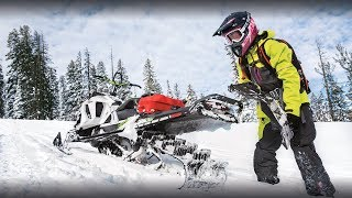 Cut down on drag in the deep stuff and cut down on roost on the tra...