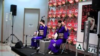 Tsugaru shamisen - - traditional Japanese Music