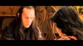 LOTR The Return of the King - The Reforging of Narsil