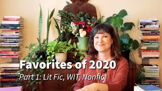 Favorites of 2020 | LitFict, WIT, Non-Fic, Memoirs, Letters & Essays