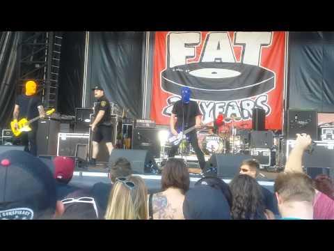 Masked Intruder at Fat Wreck Chord 25th Ann. Tour