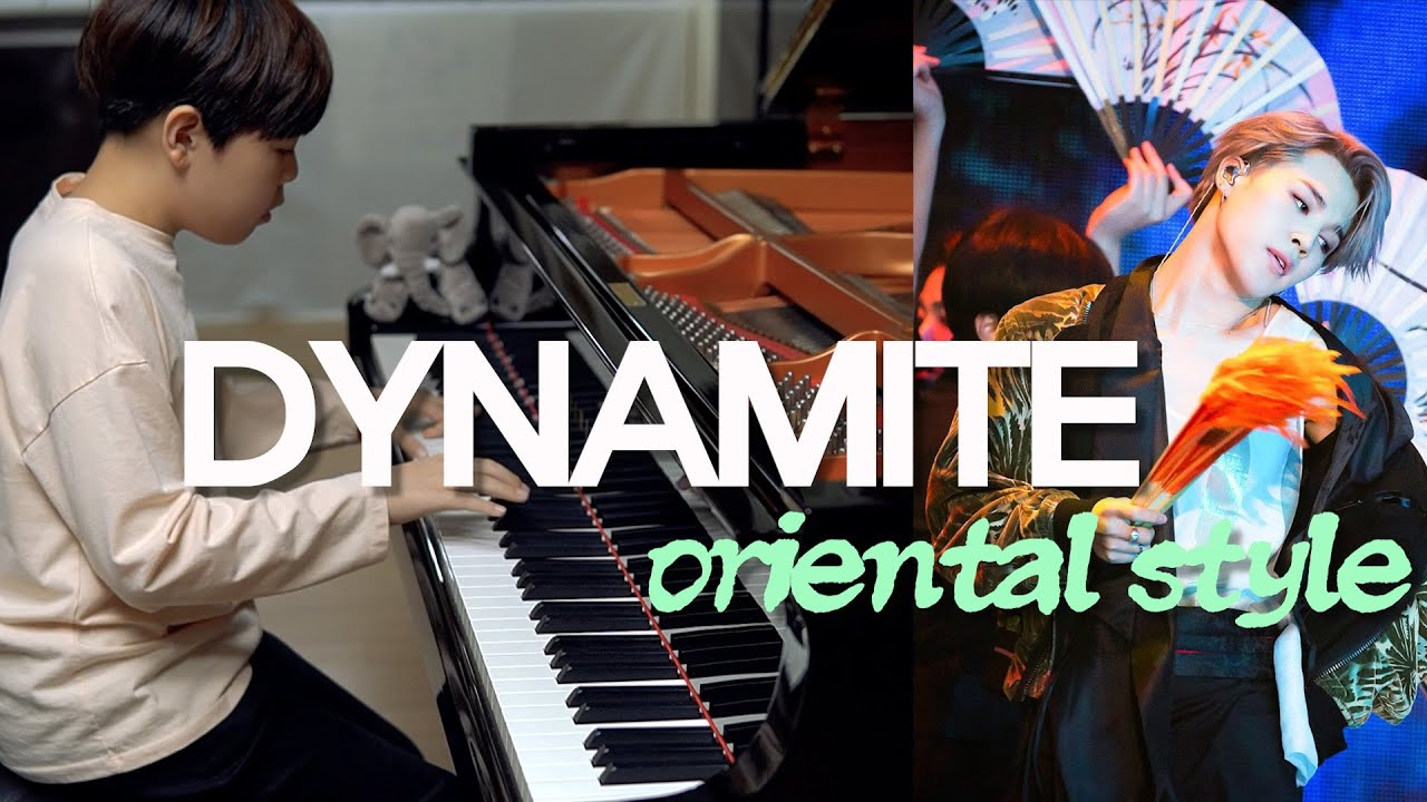 BTS (방탄소년단) - Dynamite (Oriental Style 동양풍 느낌, feat. Film out) (piano cover)