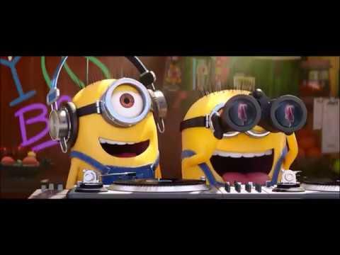 Śmieszne sceny z filmu Gru, Dru i Minionki