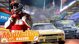 """MODNATION RACERS [PS3] """"Some Friendly Competition!"""" Casual Online Racing"""