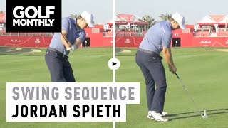 Jordan Spieth 2016 Swing Sequence