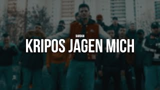 DARDAN - KRIPOS JAGEN MICH (prod. Nico Chiara) (Official Video)