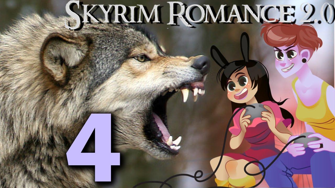 Девушки Мод Skyrim |  SKYRIM ROMANCE MOD - 2 Girls 1 Let's Play Part