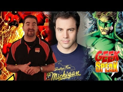 Geoff Johns Comic Creator Profile - GEEK SPEAK