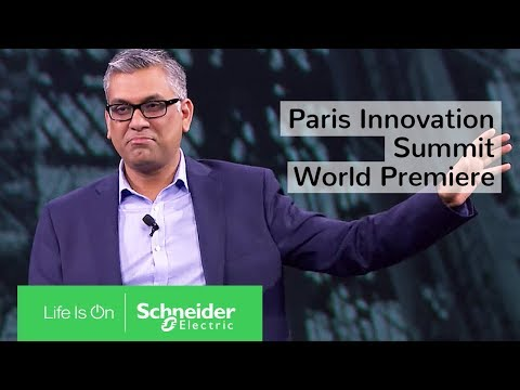 Paris Innovation Summit World Premiere