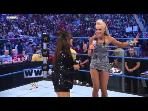 The Great Khali & Layla vs. Antonio Cesaro & Aksana: SmackDown July 3, 2012 from YouTube · Duration:  2 minutes 32 seconds