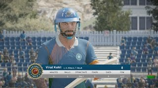Don Bradman Cricket 17 PC India vs New Zealand 60fps | 1080p