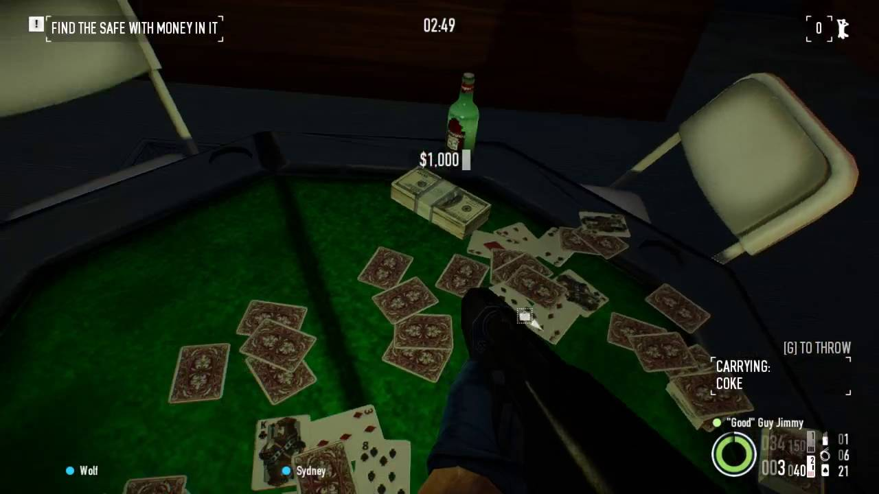 Standard vegas blackjack rules