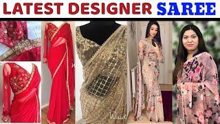 Designer & Stylish Saree at Affordable Price ll Online Shop ll www.prititrendz.com