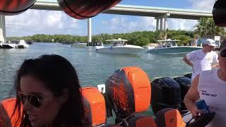 Florida powerboat club poker run Key West 2018