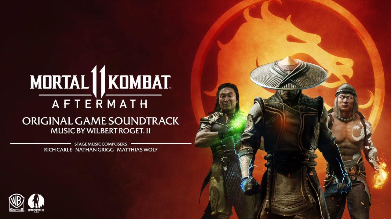 Mortal Kombat 11: Aftermath - Sindel, Revenant Queen