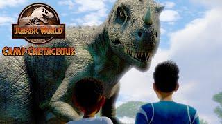 Season 2 Trailer | JURASSIC WORLD CAMP CRETACEOUS | NETFLIX