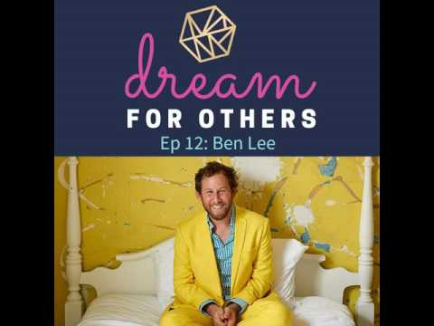 Ep 12. Ben Lee (musician, singer-songwriter and multiple ARIA Award winner)