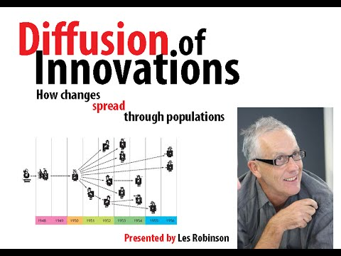 Using the Diffusion of innovations theory to improve change