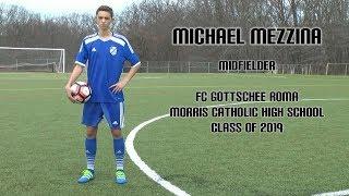 Video Michael Mezzina - College Soccer Recruiting Highlight Video - Class of 2019 download MP3, 3GP, MP4, WEBM, AVI, FLV November 2017