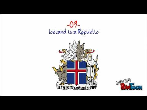 12 facts about Iceland