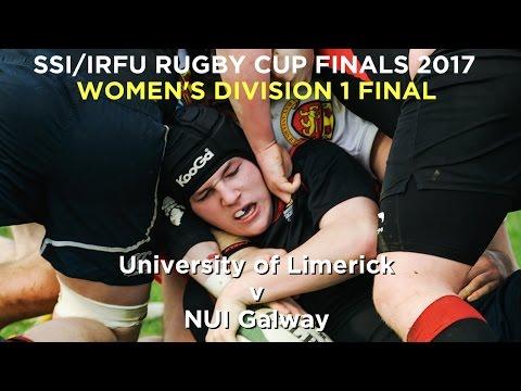 SSI/IRFU Women's Div 1 Final – UL v NUI Galway