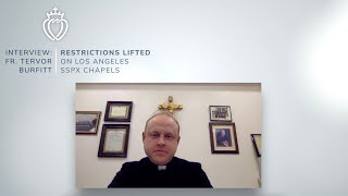 Interview with Fr. Burfitt on Recent Court Victory vs. Governor Newsom