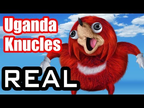 Real Uganda Knucles (Untooned)
