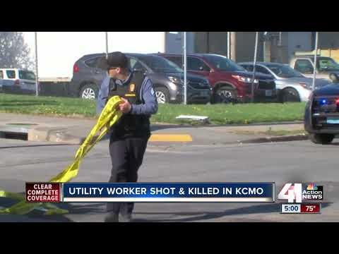 Police ID utility worker killed near downtown KC