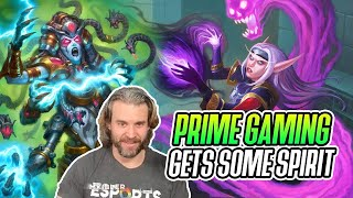 (Hearthstone) Prime Gaming Gets Some Spirit
