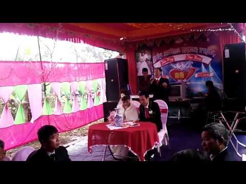 Đám cưới Hoài Hiệp ở Hải Phương - Hải Hậu - Nam Định
