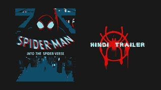 SPIDER-MAN: Into The Spider-Verse HINDI Trailer #2 (FAN DUBBED)