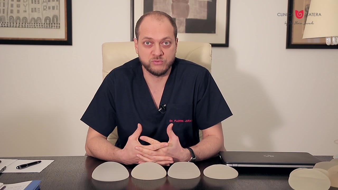 Implanturi mamare siliconice